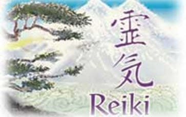 Oracle reiki